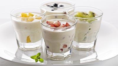 Картинки по запросу Фруктовые йогурты
