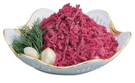 Свекольный салат с чесноком рецепт
