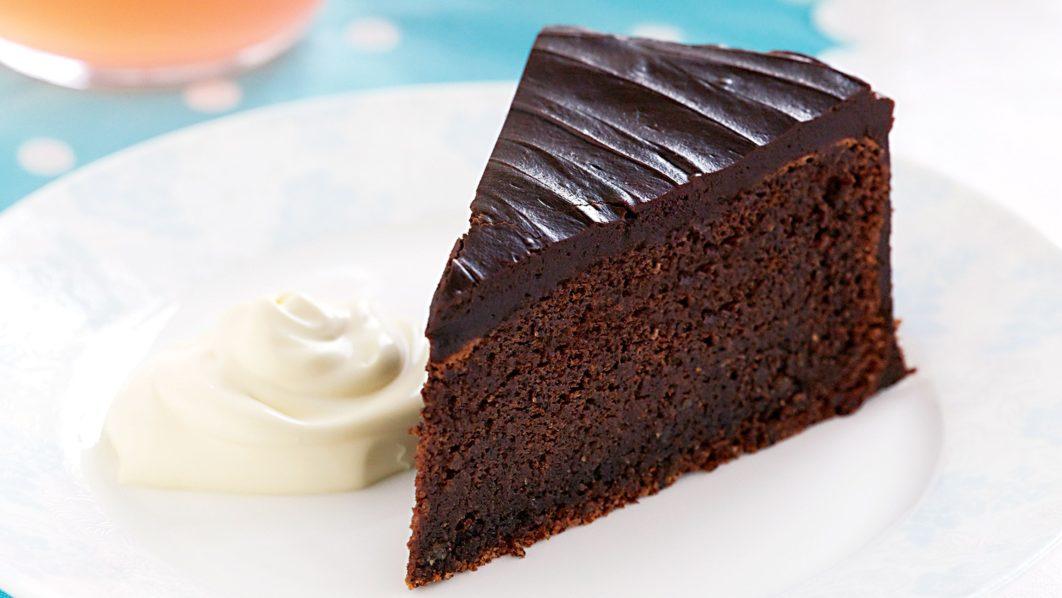 картинка шоколадного пирога