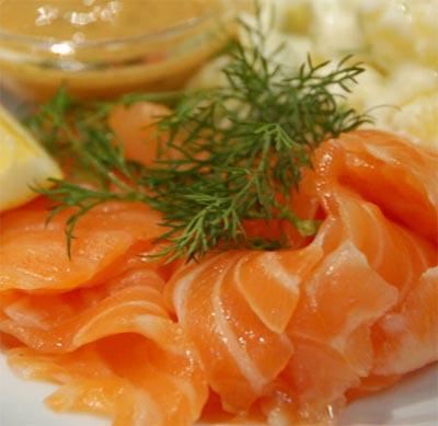Салат с семгой слабосоленой - нежная рыбка: рецепт с фото и видео