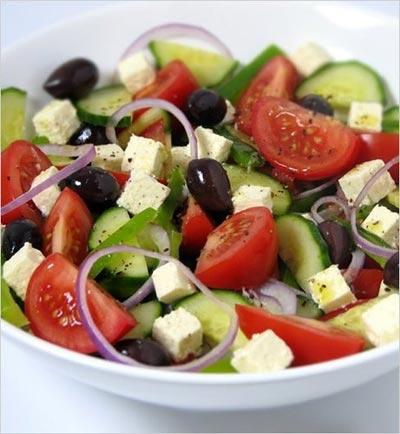салат с брынзой рецепты