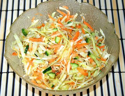 рецепты простых салатов на скорую руку с фото