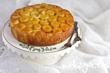 Фото из рецепта Пирог из бананов? Легко!