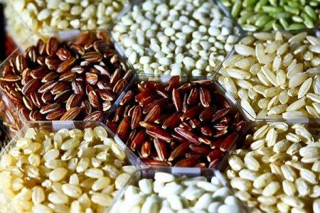 Разнообразие неразнообразного риса