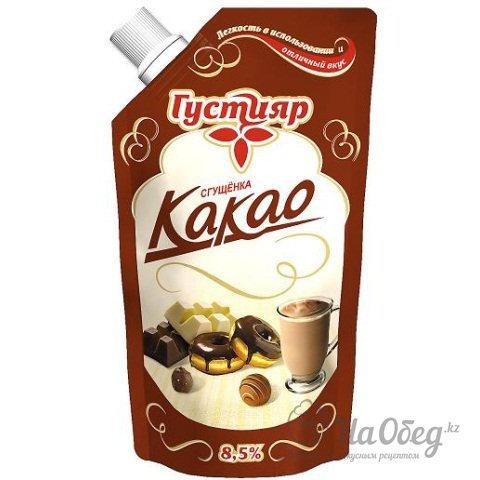 Какао сгущенное