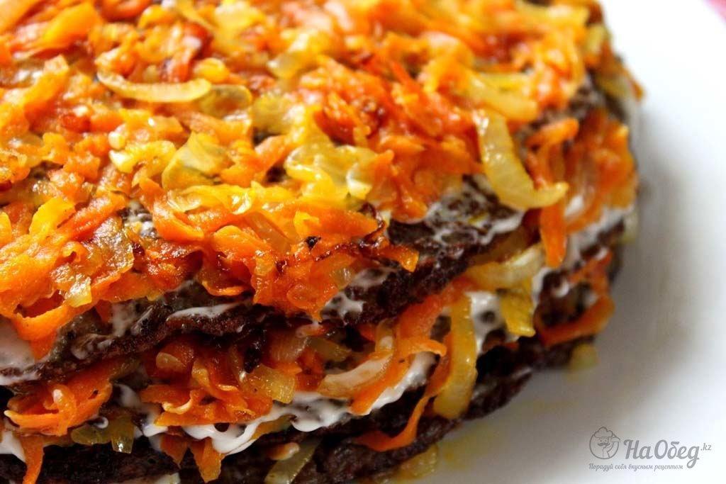 Печонковий торт рецепт с фото
