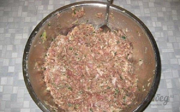 Готовим фарш из свинины и говядины